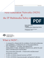 NGN and IP Multimedia