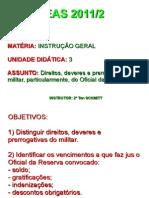 1 - DIREITOS E DEVERES - E1 estatuto.odp