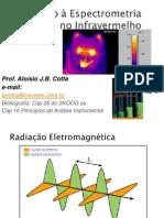 acotta-AULA 4  Introdução à Espectrometria no Infravermelho