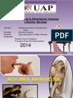 Trastornos de Anorexia y Bulimia