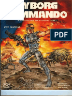 Cyborg Commando RPG-CCF Manual-Players' Manual (Corrected Version)