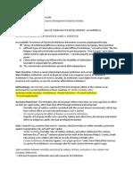Colonial Origins of Comparative Development (AJR) Summary