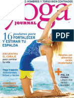 Yoga Journal #67 - Marzo 2014