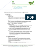Proposalpenawaranjasapembuatanwebsite Www 140101001303 Phpapp01