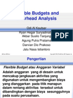 FLEXIBLE BUDGET & OVERHEAD ANALYSIS (PB-7).ppt