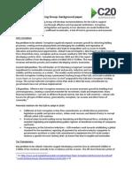 Governance Paper