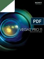 MANUAL- Sony Vegas Pro 11 (Nociones Basicas)