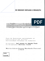 Análise Completa de Debussy