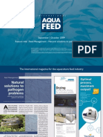 Feed Management - Natural solutions to pathogen problems