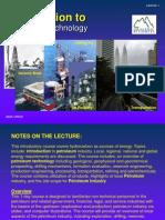 Introduction Petroleum Technology