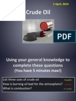 Lesson 2 Fractionation of Crude Oil Sv