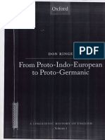 Ringe - From Proto-Indo-European to Proto-Germanic