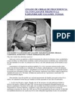 Catálogo razonado de obras de procedencia dudosa o ilicita con las que traficó la familia Harris (Spanish Art Gallery, Tomás Harris Ltd.)
