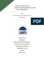 Sistem Informasi Penyewaan Mobil