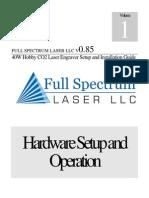 Fsl 40w Hobby Laser Manual Released 1