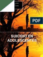 Suicidio en Adolescentes