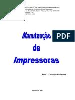 Curso de Impressoras SENAI 2007