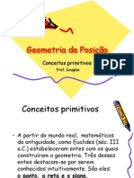 Geometria de Posicao