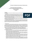 Modeling Particle Transport Electrostatic