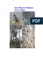 Makhana Report