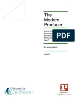 The Modern Producer