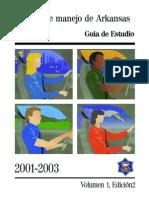 Manual de Manejo Arkansas 2003