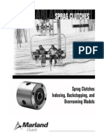 Sprag Catalog