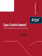 O que é Creative Commons