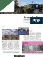 La Escuela de Energía Solar en la revista Día Siete