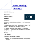 4x4 Forex Trading Strategy