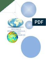 Geodesia Tema 1