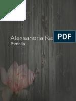 Alexsandria Ravella Portfolio