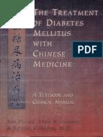 Treatment Diabetis Chinese Medicine