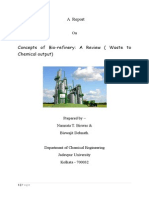 BioRefinery Report