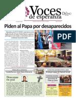 Voces de Esperanza 05 de abril de 2014
