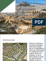 Grecia, Atenas y Ciudades