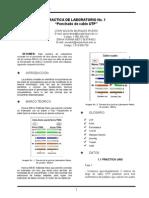 Informe Laboratorio IEEE Redes Locales