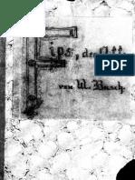 Busch, Wilhelm - Fipps, der Affe (1902)