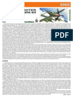 Eduard P-39Q Instructions