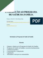 Introdução_ao_Programa_de_Saúde_da_Família_-_aula_ n.º_1