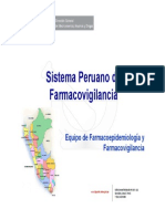 Sistema Peruano Farmacovig