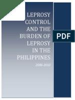 Who Leprosy Control Burden