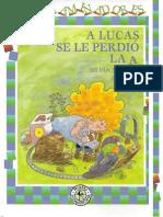 ALucasSeLePerdioLaA
