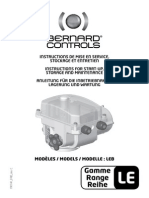 Bernard Controls, model LEB
