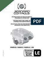 Bernard Controls, model LEB