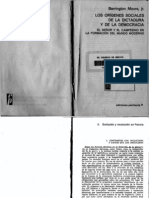 Barrington Moore, Evolución y revolución en Francia