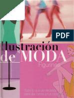 Ilustracion de Moda Figurines.