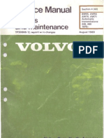 Volvo Aw71 Manual