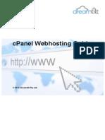 Dreamtilt Webhosting cPanel Guide