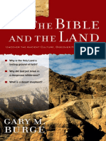 The Bible and the Land by Gary Burge, Excerpt